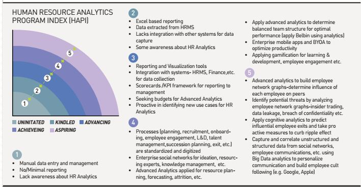 Human Resource Analytics Program Index (HAPI)