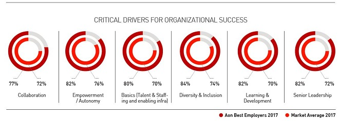 Critical Drivers for Organisational Success