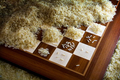 Chessboard and Rice