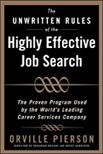 The Unwritten Rules of highly effective job search
