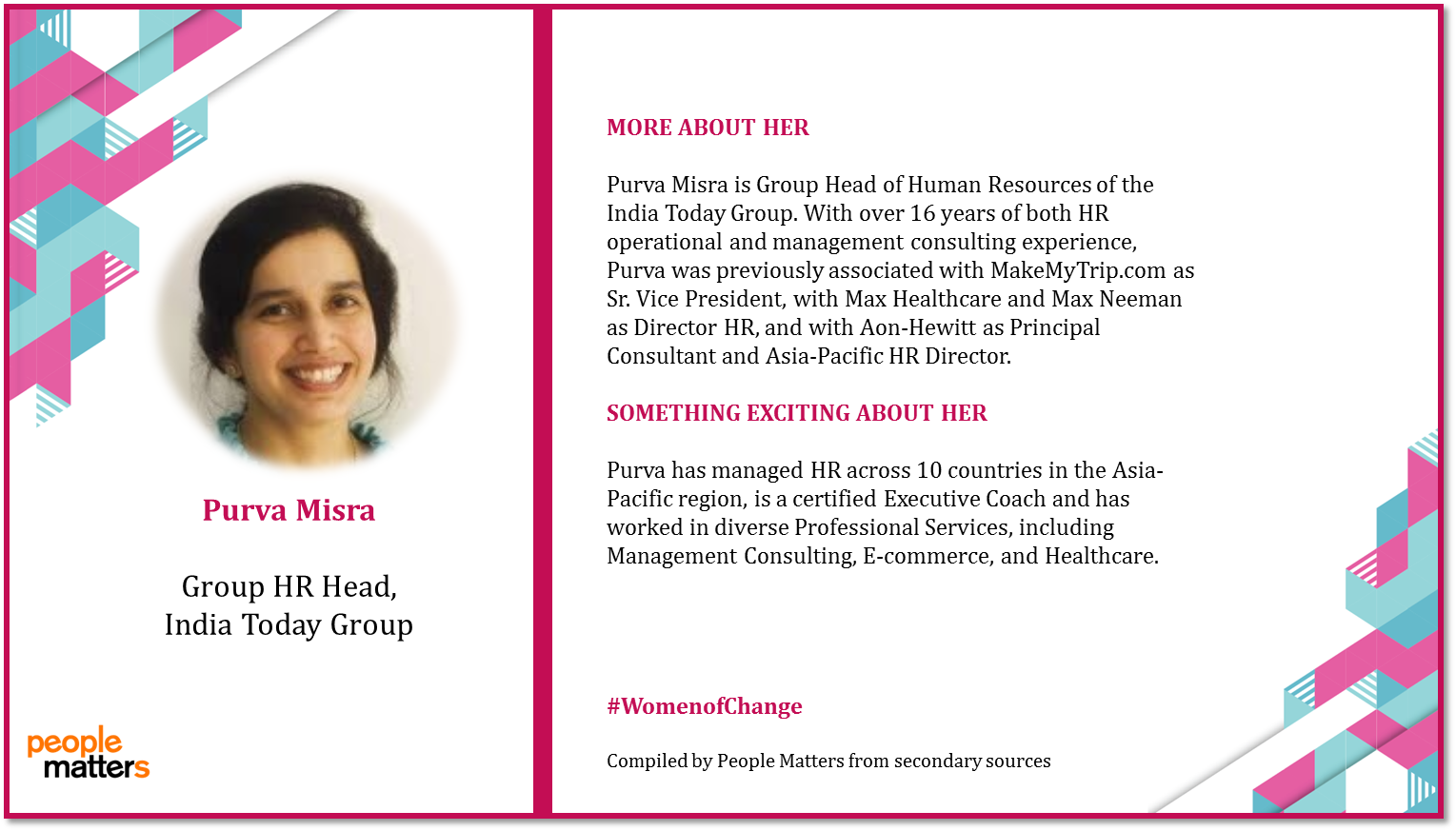 Purva_Misra_India_Today_Group_HR_Head