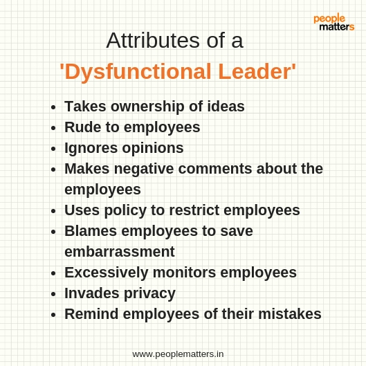 Dysfunctional_Leader_Behaviour_Actions