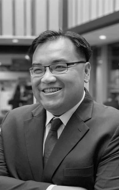 Dr. Eugene Fidelis Soh