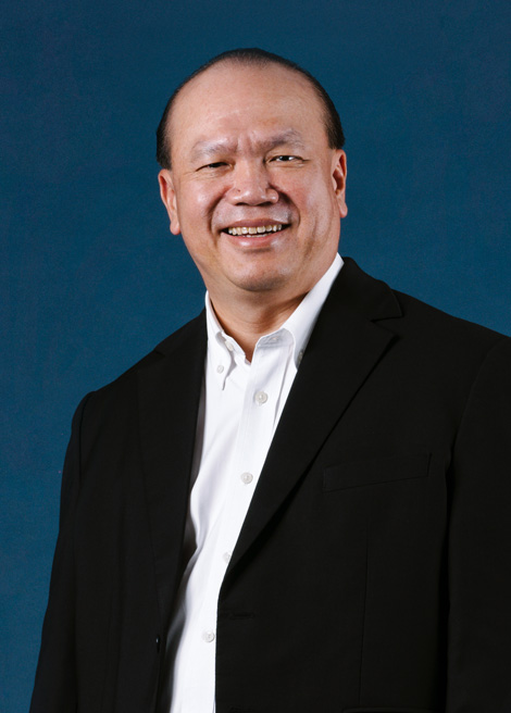 Kenneth Chia, Executive Director, Singapore Maritime Foundation