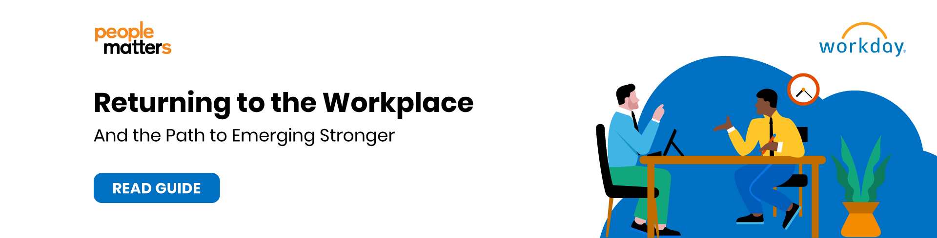 Returning to the Workplace and Emerging Stronger