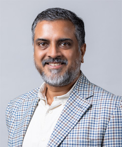 Rajesh Ramanathan, Vice President and Regional People Lead for Asia Pacific, Middle East and Africa, Mondelēz International