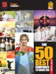 India\'s 50 Best Companies To Work For