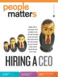 Hiring A CEO