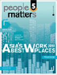 ASIA'S BEST WORK PLACES 2015