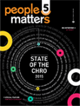 STATE OF THE CHRO 2015
