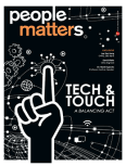 The paradox of Tech & Touch