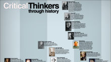 Critical Thinkers who made History!