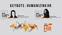 Defining the need and strategy for HR Tech: Humanizing HR