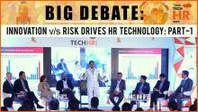 Big Debate - Who holds the power, Innovation or Risk: Part 2