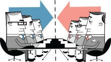 Driving a hard bargain - Wage negotiations