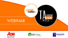 TA Leadership League Week Webinar - Recruitment Vs. Strategic TA