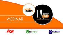 TA Leadership League Week Webinar - Recruitment Vs. Strategic TA