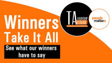 TA Leadership League Awards: Winners share their thoughts