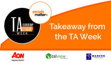 Talent Acquisition Leadership League Week- Key Takeways