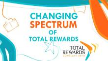 Changing Spectrum of Total Rewards
