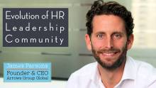Evolution of HR leaders & community