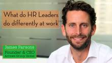 What HR leaders do differently?