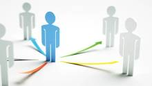 Leveraging networks within an organization