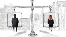 Is gender balance only about focusing on women?