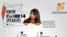 Know the TechHR14 Speaker: Anuranjita Kumar