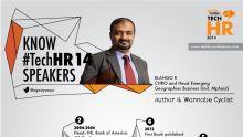 Know the TechHR14 Speaker: Elango R