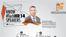 Know the TechHR14 Speaker: Frank Ricciardi
