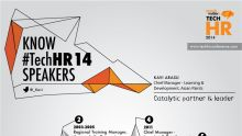 Know the TechHR14 Speaker: Kavi Arasu