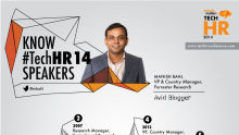 Know the TechHR14 Speaker: Manish Bahl