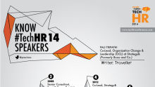 Know the TechHR14 Speaker: Pali Tripathi