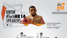 Know the TechHR14 Speaker: Prashant Bhatnagar