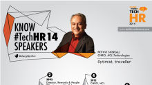 Know the TechHR14 Speaker: Prithvi Shergill