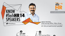 Know the TechHR14 Speaker: Abhijit Bhaduri