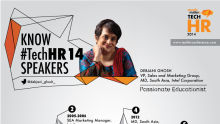 Know the TechHR14 Speaker: Debjani Ghosh