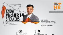 Know the TechHR14 Speaker: Rudy Karsan