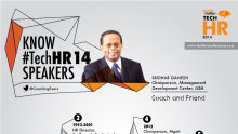 Know the TechHR14 Speaker: Sridhar Ganesh