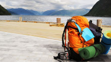 Backpacking for success of HR