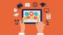 Organizational approach to embracing e-learning