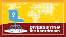 Diversifying the boardroom