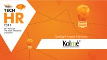Kolmè supports all HR functions and improves effectiveness
