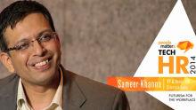 The evolution of HR skill-sets - Sameer Khanna