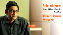 Business leader as a CLO: Srikant Karra