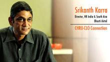 Srikant Karra: The CHRO CLO Connection