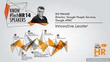 Hiring Googler to Googler: D N Prasad