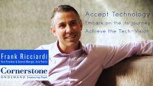 HR needs to create a technology vision - Frank Ricciardi