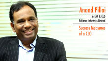 Measuring the success of a CLO role: Anand Pillai